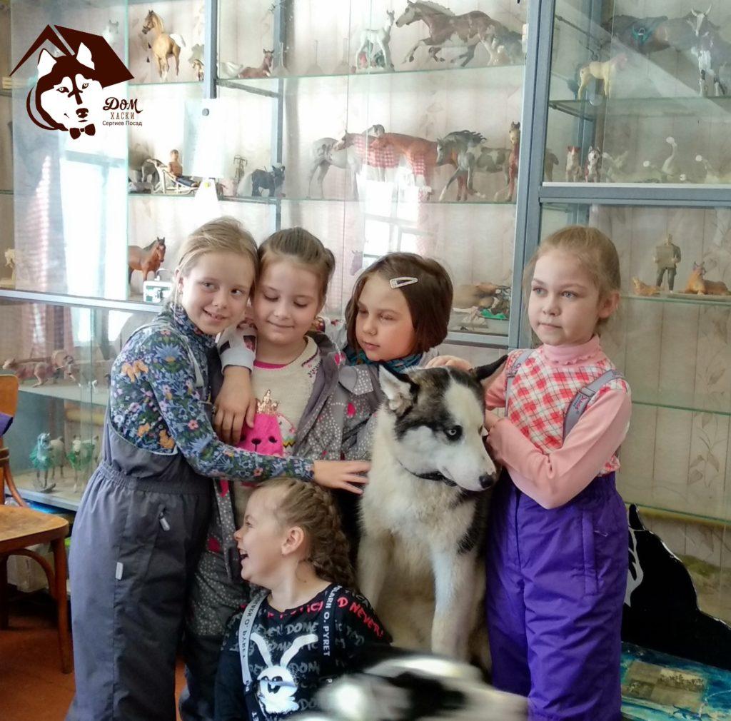 Дети и безопасное общение с собаками 1