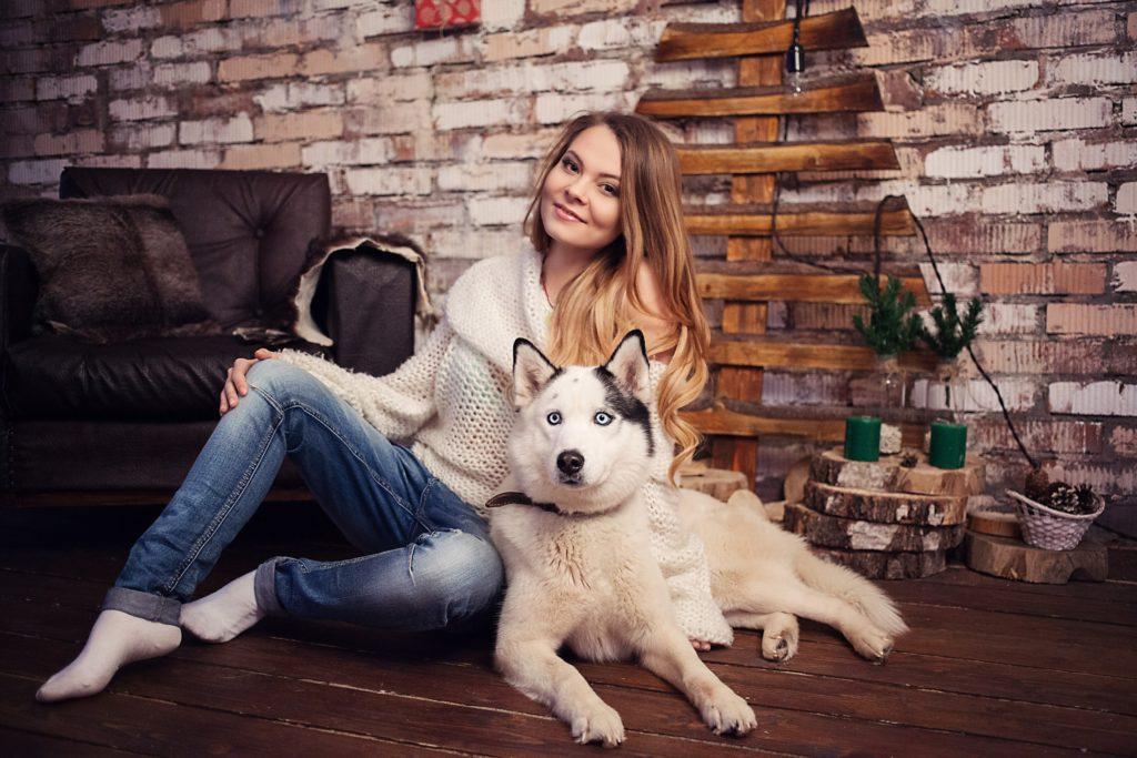 Аренда собак для фотосессий 1